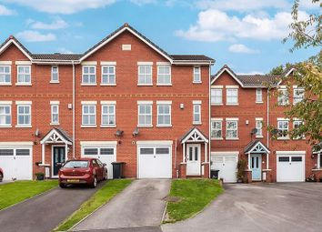 Thumbnail 3 bed town house for sale in Elvington Close, Congleton