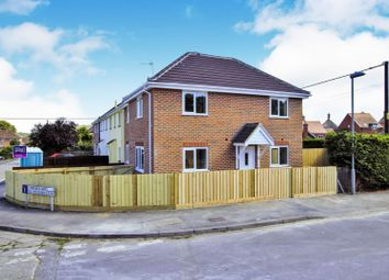 Thumbnail 3 bedroom end terrace house for sale in Coombe Road, Blandford Forum