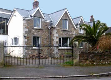 Thumbnail 5 bed town house to rent in Park Crescent, Falmouth