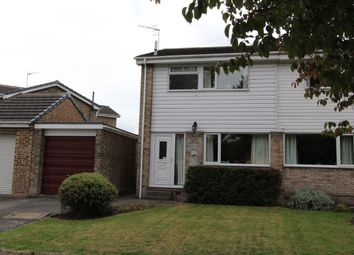 Thumbnail 2 bedroom semi-detached house for sale in Coniston Road, Dronfield Woodhouse, Dronfield