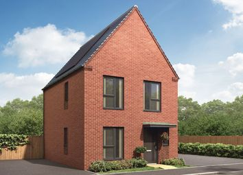 """Thumbnail 3 bed detached house for sale in """"The Dee"""" at Showell Road, Wolverhampton"""