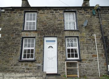 Thumbnail 2 bedroom terraced house for sale in Nightingale Street, Abercanaid, Merthyr Tydfil