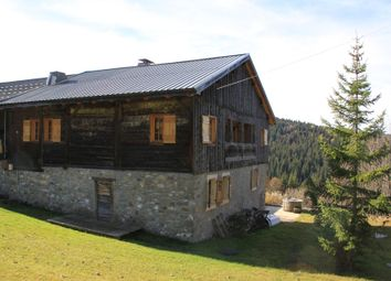 Thumbnail 6 bed farmhouse for sale in Les Gets, Haute-Savoie, Rhône-Alpes, France