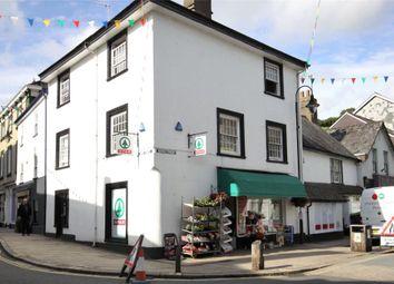 Thumbnail 1 bed flat to rent in North Street, Ashburton, Newton Abbot, Devon