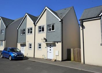 Thumbnail 2 bed semi-detached house for sale in Olympic Way, Plymouth, Devon