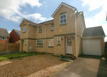 Thumbnail 3 bed semi-detached house for sale in Woodlands Road, Charfield, Wotton-Under-Edge, Gloucestershire