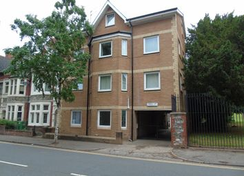 Thumbnail 2 bed flat for sale in Romilly Road, Canton, Cardiff