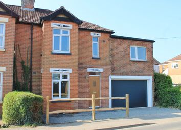 Thumbnail 4 bedroom semi-detached house for sale in Forest Road, Waltham Chase, Southampton