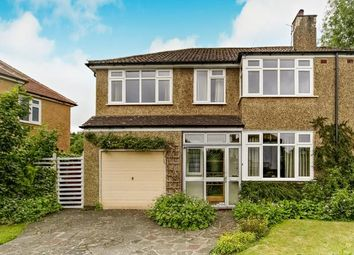 Thumbnail 4 bed semi-detached house for sale in Newstead Rise, Caterham, Surrey, .