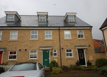 Thumbnail 3 bedroom terraced house to rent in Bull Drive, Kesgrave, Ipswich, Suffolk
