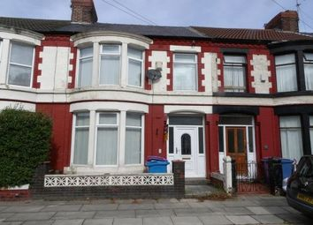 Thumbnail 3 bed property to rent in Heyburn Road, Liverpool