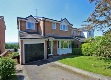 Thumbnail 4 bed detached house for sale in Boynton Drive, Mapperley, Nottingham
