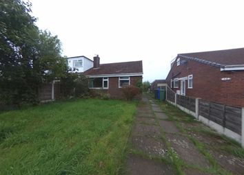 Thumbnail 2 bed bungalow for sale in Windermere Avenue, Denton, Manchester