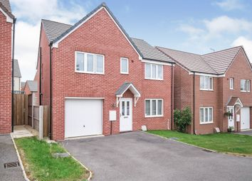 Thumbnail 5 bedroom detached house for sale in Shaw Close, Kingsthorpe, Northampton