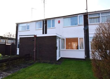 Thumbnail 3 bed terraced house for sale in Billington Close, Stoke Hill, Coventry