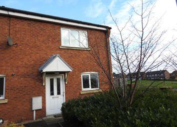 Thumbnail 2 bed end terrace house for sale in Florimel Court, Oxborough Road, Arnold, Nottingham