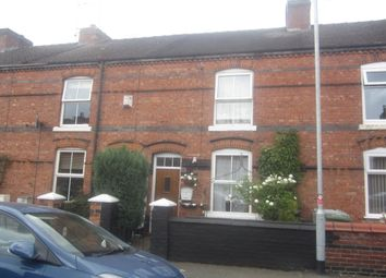 Thumbnail 2 bed terraced house for sale in Hungerford Avenue, Crewe