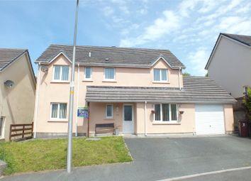 Thumbnail 4 bed detached house for sale in Lavinia Drive, Pembroke Dock, Pembrokeshire
