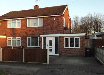 Thumbnail 3 bedroom semi-detached house for sale in Bestwood Road, Hucknall, Nottingham