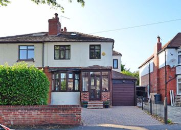 4 bed semi-detached house for sale in Dalewood Avenue Beauchief, Sheffield S8