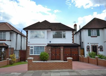 4 bed detached house for sale in Greenway, Totteridge, London N20
