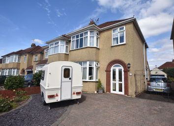 Thumbnail Semi-detached house for sale in Fouracre Road, Downend, Bristol