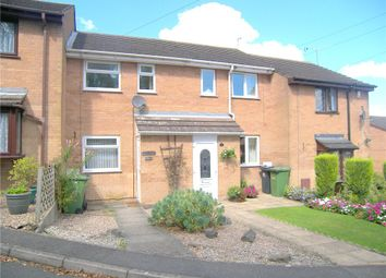 Thumbnail 2 bed terraced house to rent in Buckfast Close, Swanwick, Alfreton