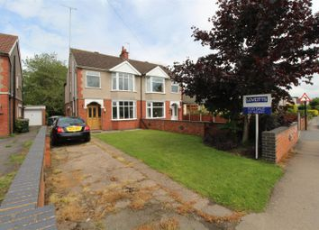 Thumbnail 3 bed semi-detached house for sale in Washbrook Lane, Allesley, Coventry