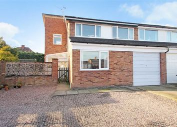 Thumbnail 3 bed semi-detached house for sale in Pleasant View, Weston Rhyn, Oswestry