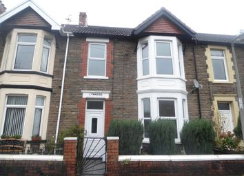 Thumbnail 4 bed property to rent in Rhymney Terrace, Caerphilly
