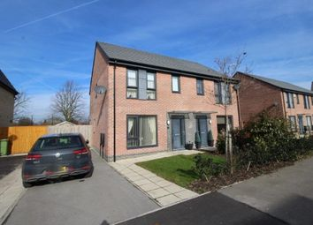 Thumbnail 3 bed semi-detached house to rent in Prince Drive, Fitzwilliam, Pontefract