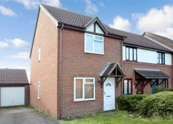 Thumbnail 2 bedroom end terrace house for sale in Sherwood Fields, Grange Farm, Kesgrave, Ipswich