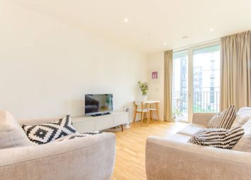 Thumbnail 2 bed flat to rent in Napa Close, Stratford