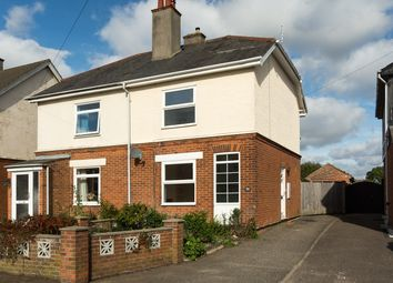 Thumbnail 3 bed semi-detached house to rent in Colchester Road, West Bergholt, Colchester