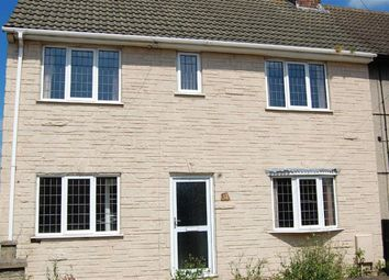 Thumbnail 3 bedroom end terrace house to rent in Thoresby Crescent, Stanton Hill, Sutton-In-Ashfield