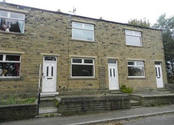 Thumbnail 2 bed terraced house to rent in Wood Street, Moldgreen, Huddersfield