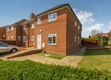 Thumbnail 1 bed flat for sale in Asquith Road, Rose Hill, Oxford