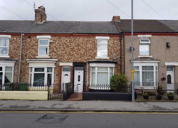 Thumbnail 3 bedroom terraced house for sale in Lanehouse Road, Thornaby, Stockton-On-Tees