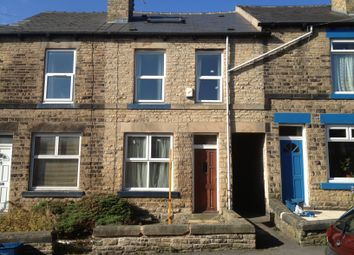 Thumbnail 5 bed terraced house to rent in Elgin Street, Crookes