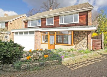 Thumbnail 4 bedroom detached house for sale in Quernmore Close, Bromley