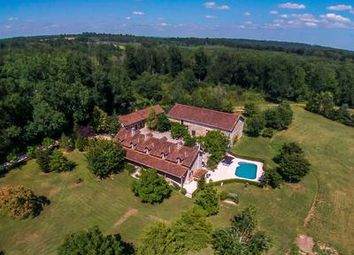Thumbnail 5 bed equestrian property for sale in Nontron, Dordogne, France