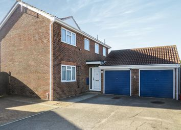 Thumbnail 4 bed detached house for sale in Ashtead Close, Clacton-On-Sea