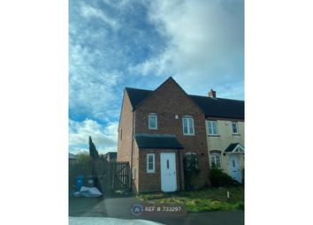 Thumbnail 3 bed end terrace house to rent in Queen Mary Road, Sheffield