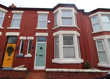 3 bed terraced house for sale in Queensdale Road, Mossley Hill, Liverpool L18