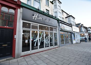 Thumbnail Restaurant/cafe for sale in Aberdeen Walk, Scarborough