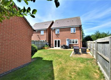 Thumbnail 3 bedroom detached house for sale in Ross Drive, Stamford