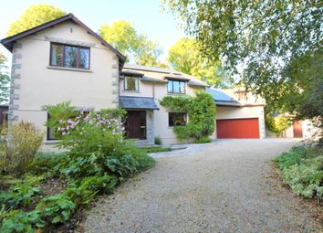 Thumbnail 5 bed detached house for sale in Cardinham, Bodmin, Cornwall