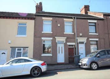 Thumbnail 2 bed terraced house to rent in Booth Street, Chesterton, Newcastle