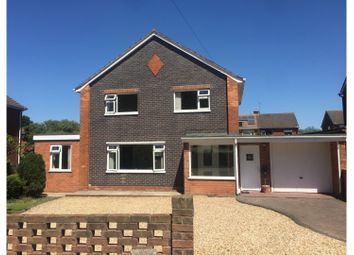 Thumbnail 4 bed detached house for sale in Lansdowne Crescent, Shrewsbury