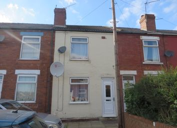 Thumbnail 2 bed terraced house for sale in Gladstone Street, Mansfield